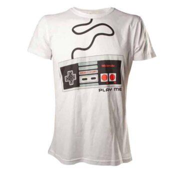 Nintendo – Nes Controller Shirt