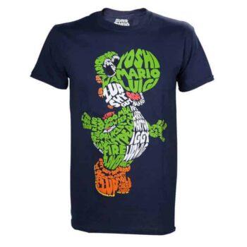 Nintendo – Yoshi Word Play Shirt