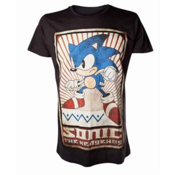 Sega – Sonic The Hedgehog Vintage Shirt