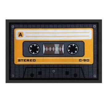 Cassetteband Deurmat