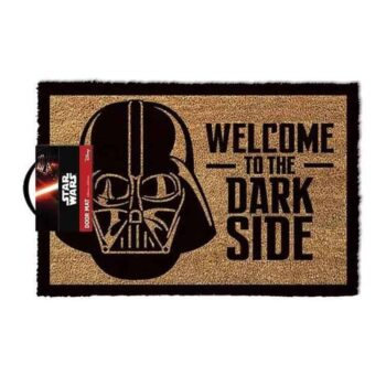 Star Wars Welcome To The Darkside Deurmat