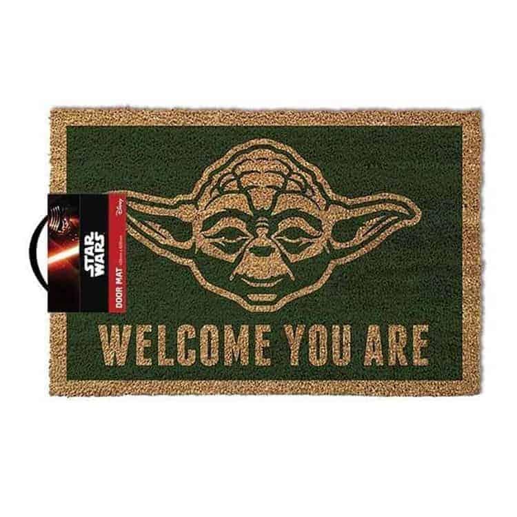 Top Star Wars - Yoda Deurmat Welcome You Are - PrutsShop BJ69