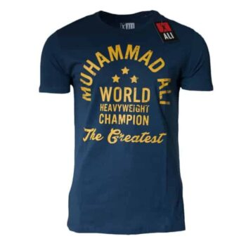 Muhammad Ali - Heavyweight Champion Shirt