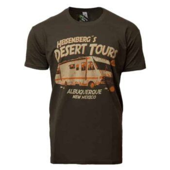 Breaking Bad Heisenberg Desert Tours Shirt
