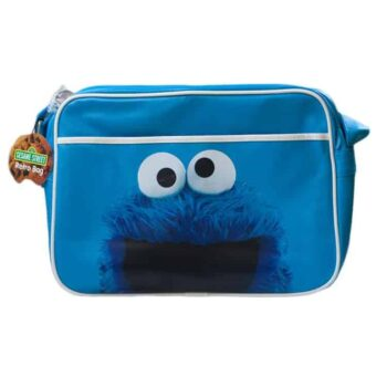 Sesamstraat Cookie Monster Tas