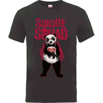 Suicide Squad shirt – Tommygun Panda