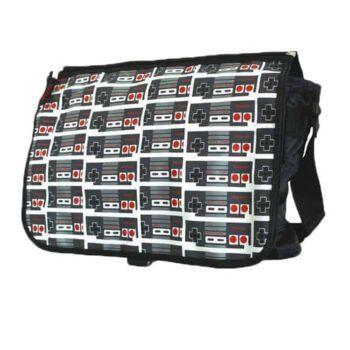 Nintendo – Controller Messenger Bag