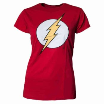 The Flash Logo Dames Shirt