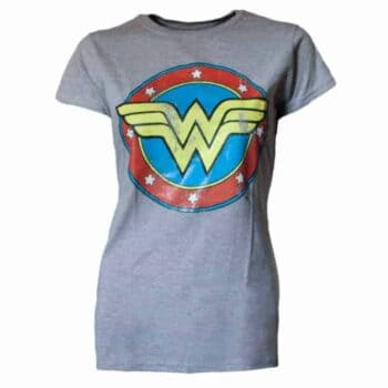 Wonder Woman Logo Dames Shirt