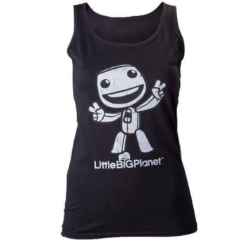 Little Big Planet – Sackboy Dames Tanktop