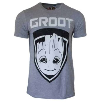 Guardians Of The Galaxy – Mini Groot Shield Shirt