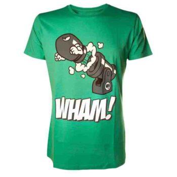 Nintendo Bom - Wham! Mario Kindershirt