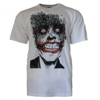 Bat Man – Joker Face Of Bats Shirt