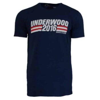 House Of Cards - Underwood Election 2016 Shirt