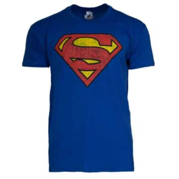 Superman – Logo Shirt