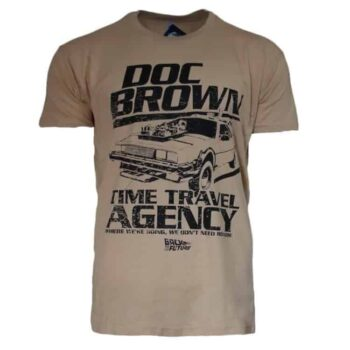 Back to the Future - Doc Brown's Time Travel Agency