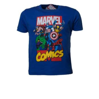 Marvel - Superhelden Comics Kids Shirt