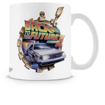 Back To The Future – Koffie Mok