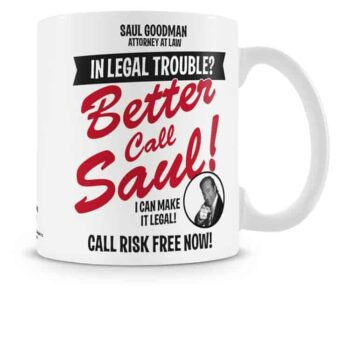 Breaking Bad – Better Call Saul Mok