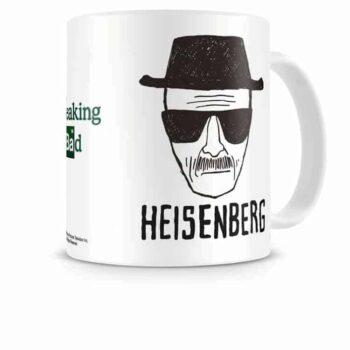 Breaking Bad – Heisenberg Sketch Mok