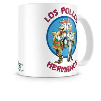 Breaking Bad – Los Pollos Hermanos Mok