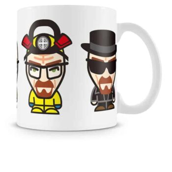 Breaking Bad – Walter White Minions Mok