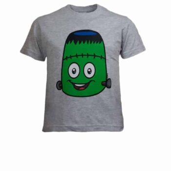Emoji – Frankenstein Kindershirt