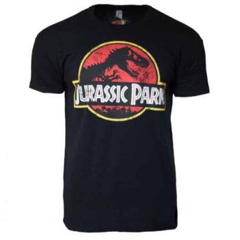 Jurassic Park – Logo Shirt