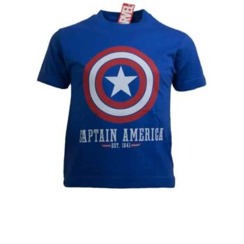 Marvel – Captain America Kindershirt