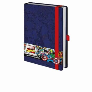 Marvel – Captain America Premium A5 Notitieboek