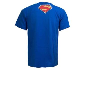 Superman Logo Kindershirt