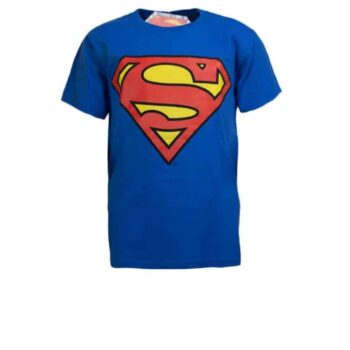 Superman – Logo Kindershirt