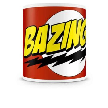 The Big Bang Theory – Bazinga Mok