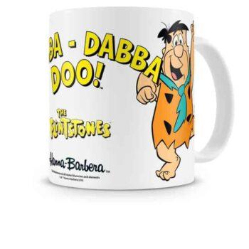 The Flintstones – Fred Flintstone Yabba-Dabba-Doo Mok
