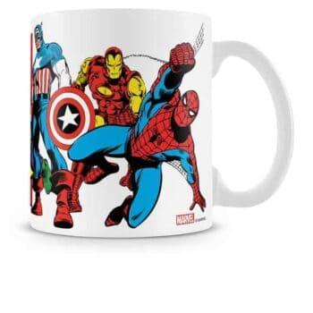 Marvel – Heroes Koffie mok