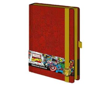 Marvel – Iron Man Premium A5 Notitieboek
