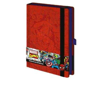 Marvel – Spider Man Premium A5 Notitieboek