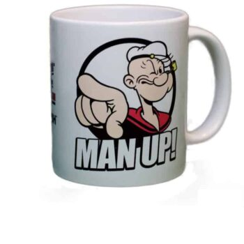Popeye – Man Up! Mok