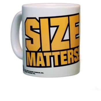 Popeye – Size Matters!