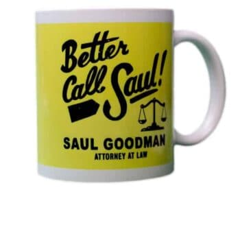 Breaking Bad – Better Call Saul Advertisement Mok