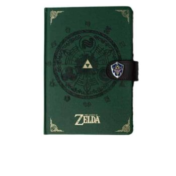 Zelda – The Legend Of Zelda Premium A5 Notitieboek