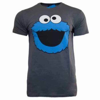 Sesamstraat – Cookie Monster Shirt