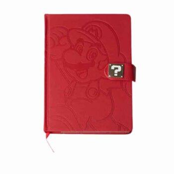 Super Mario - Premium A5 Notitieboek