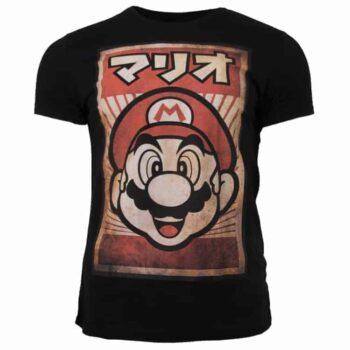 Super Mario - Propaganda Poster Mario Shirt