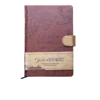 Game Of Thrones – Sigils Premium A5 Notitieboek