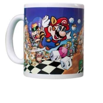 Super Mario – Mok