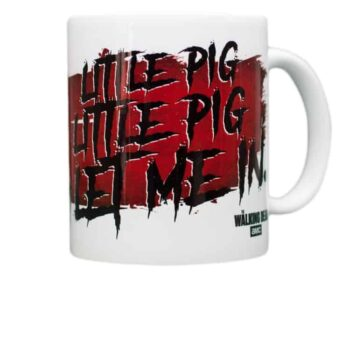 The Walking Dead - Negan Little Pig Mok (1)