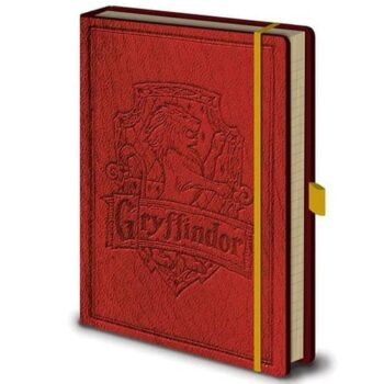 Harry Potter Notitieboek – Gryffindor A5