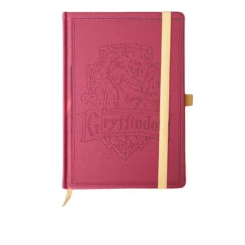 Harry Potter Notitieboek – Gryffindor Premium A5