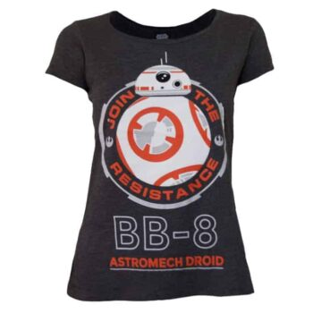 Star Wars - BB-8 Dames Shirt (2)